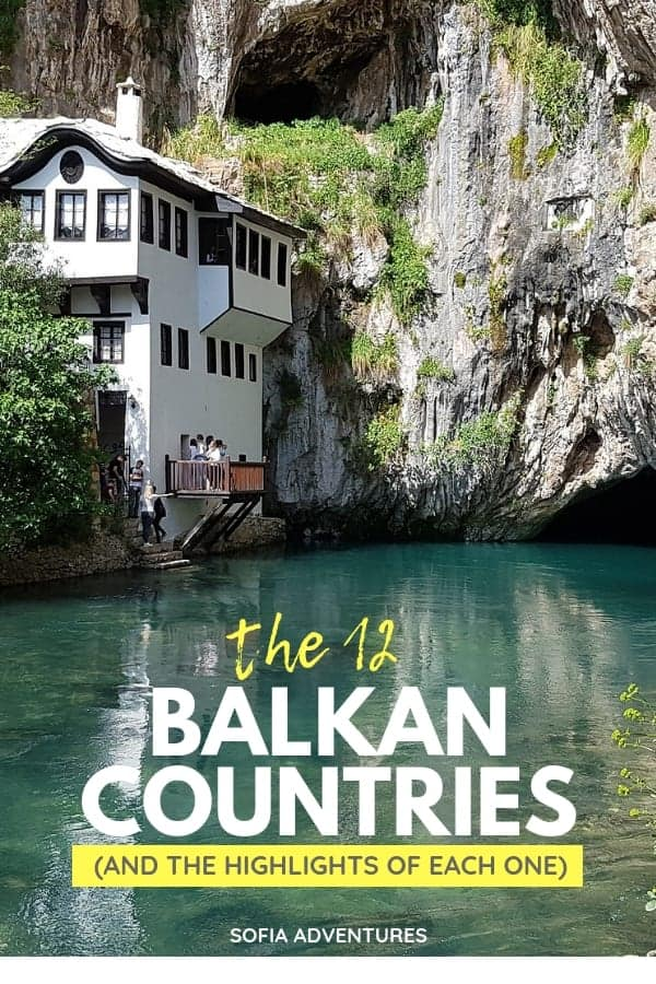 Planning a trip to the Balkan countries? This guide to the Balkans tells you the best Balkans highlight in each country so you can plan a fantastic Balkans trip