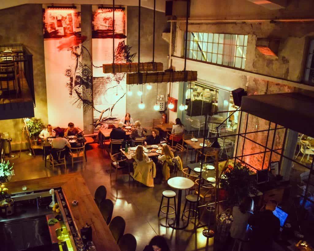 Serbia - Belgrade - Ambar Restaurant
