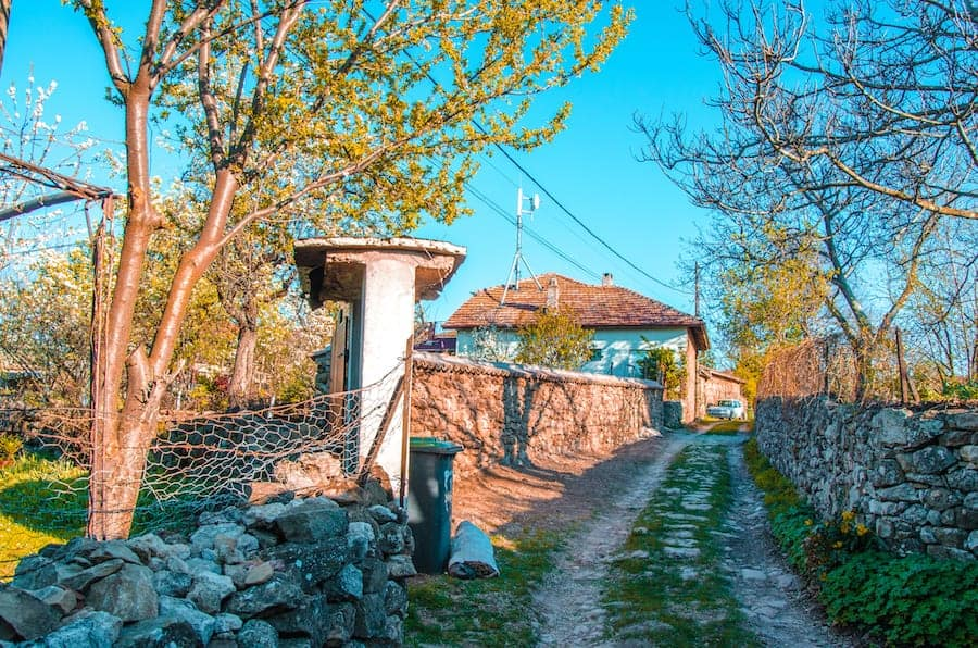 Bulgaria - Arbanasi - Guest post Annemarie