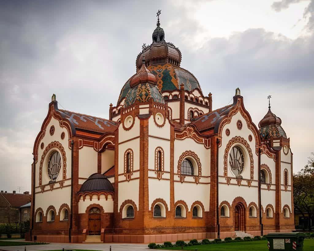 Serbia - Subotica - Synagogue