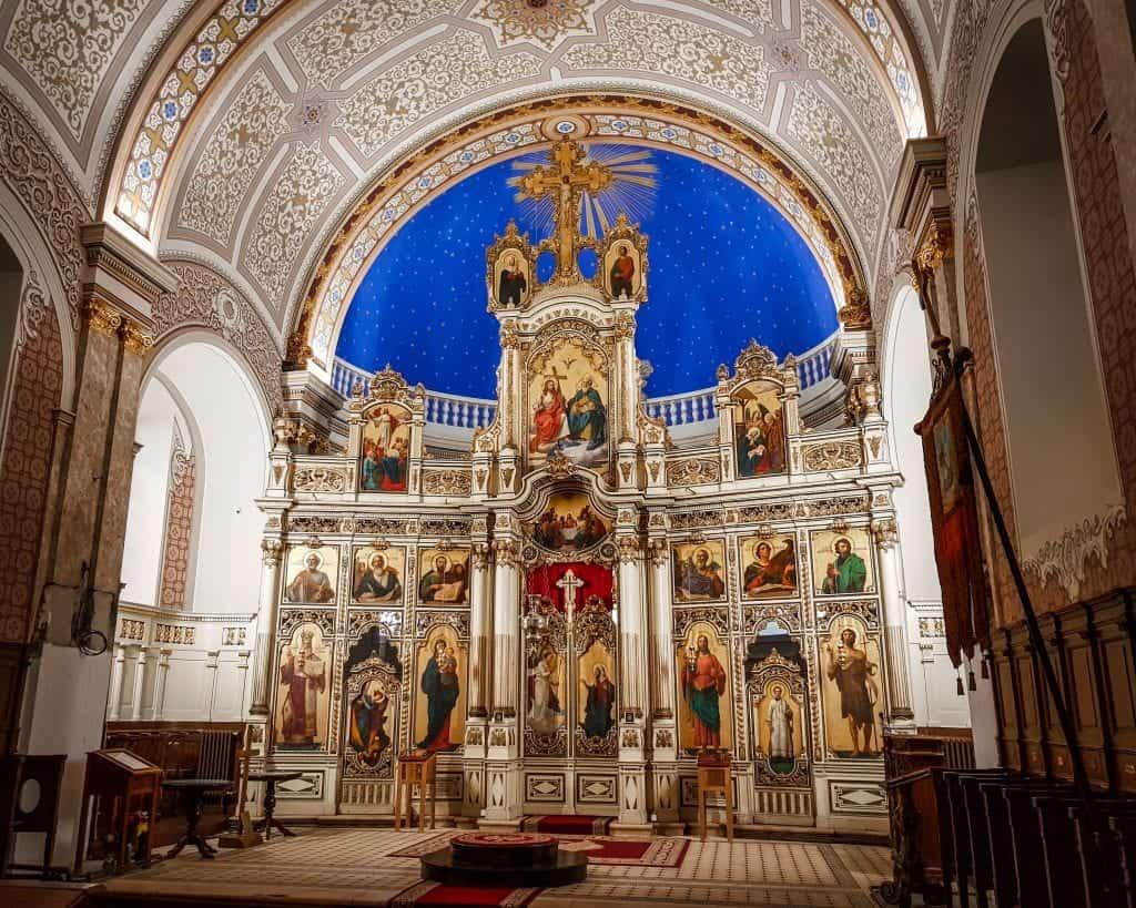 Serbia - Subotica - Orthodox Church