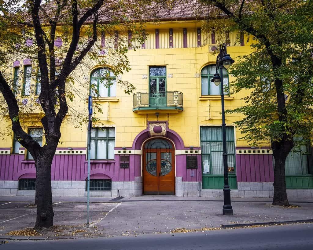 Serbia - Subotica - City Museum