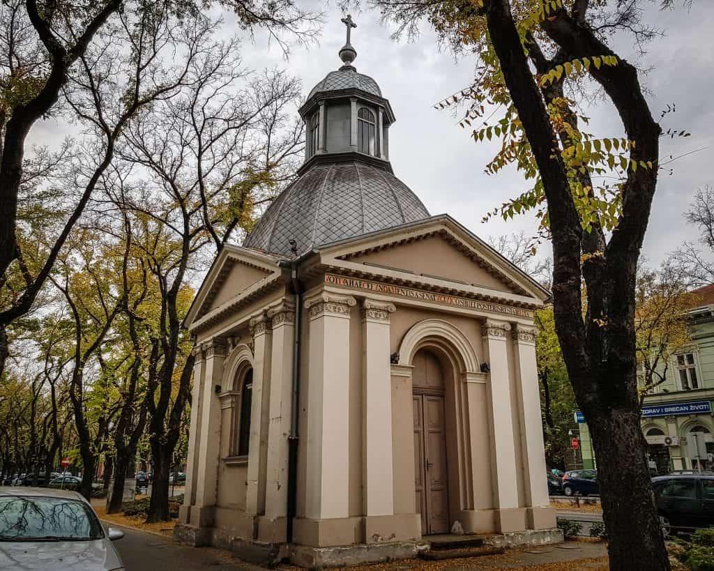 Serbia - Subotica - Small Chapel