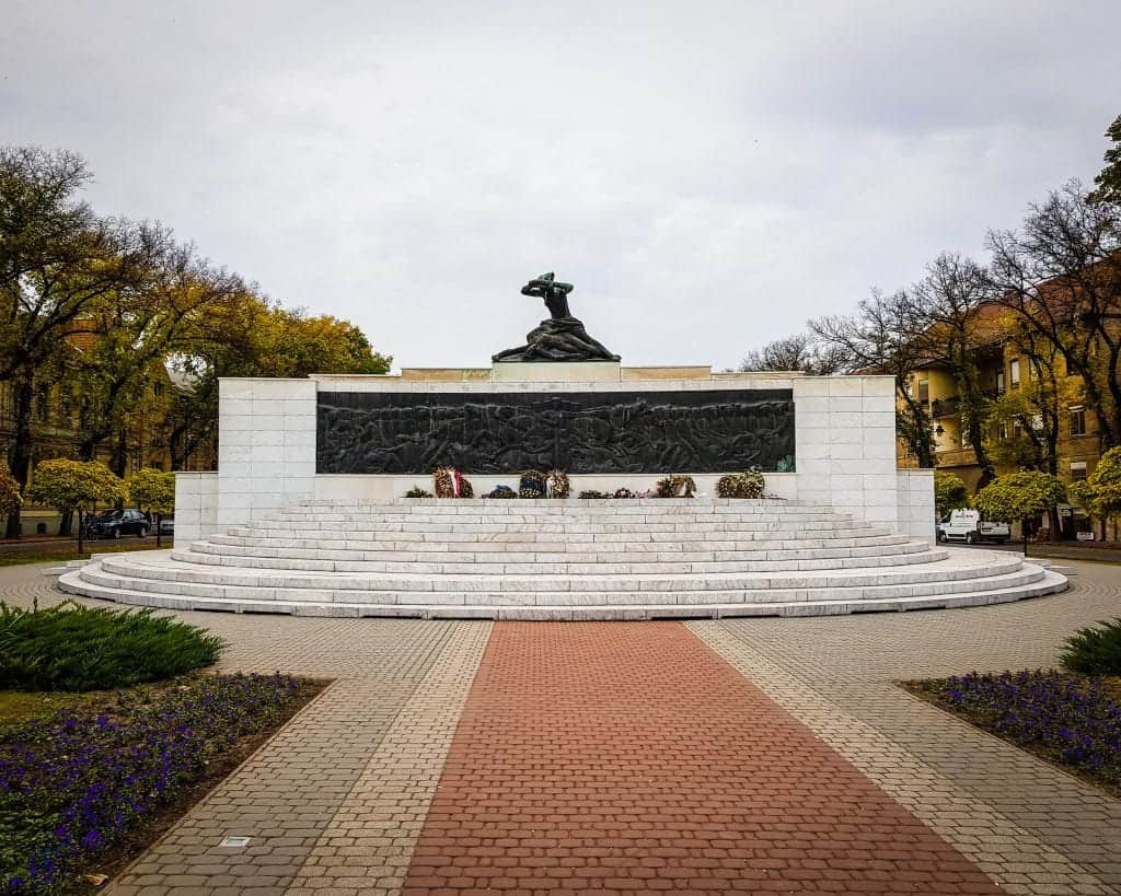 Serbia - Subotica - Spomenik