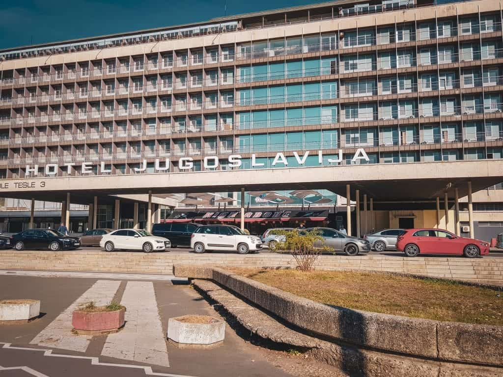 Serbia - Belgrade - Hotel Yugoslavia