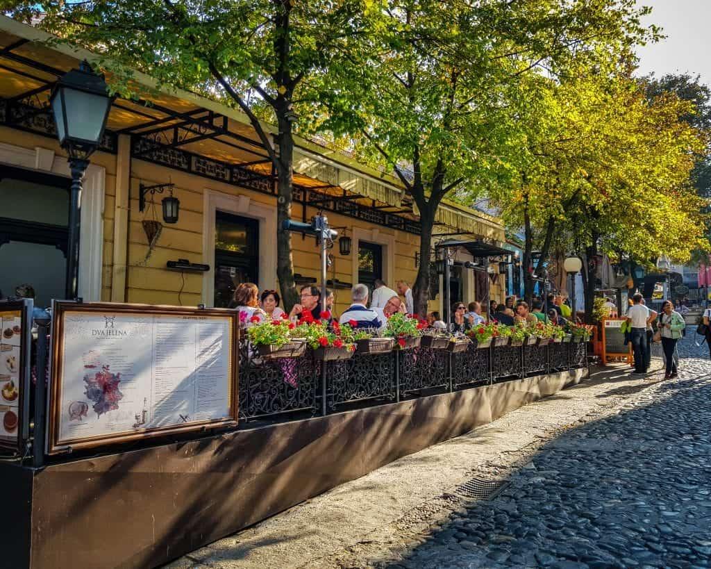 Serbia - Belgrade - Skardarska