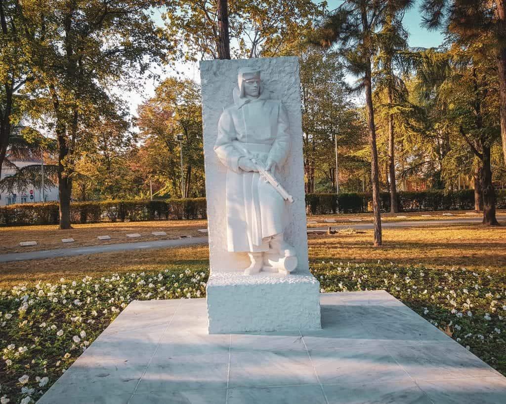 Serbia - Belgrade - New Cemetery