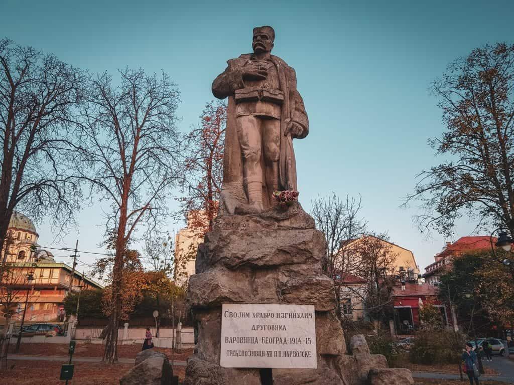 Serbia - Belgrade - Karagorges Park