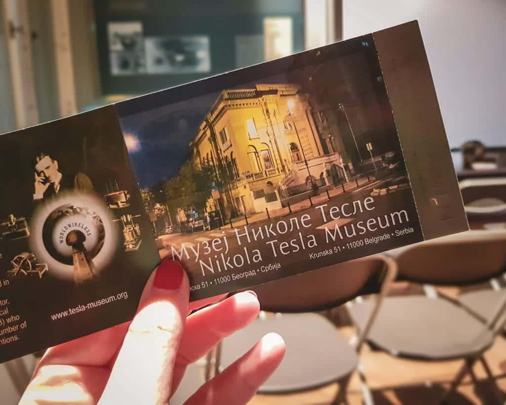 Serbia - Belgrade - Tickets