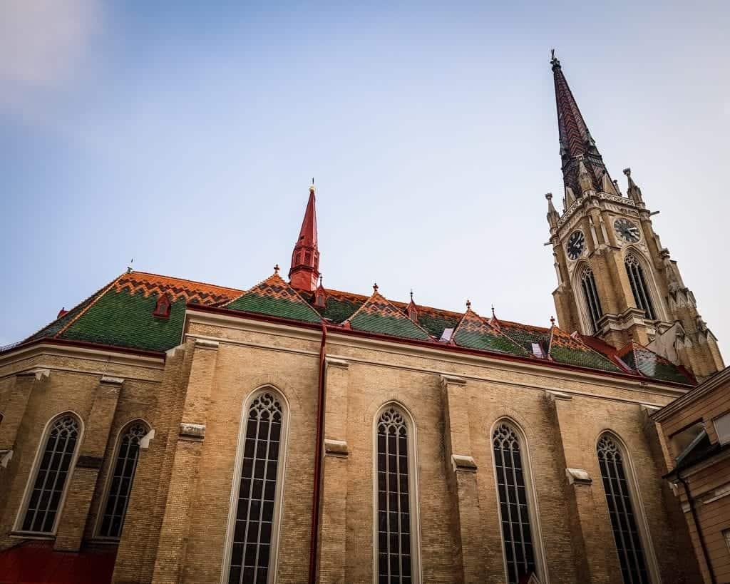 Serbia - Novi Sad - Cathedral