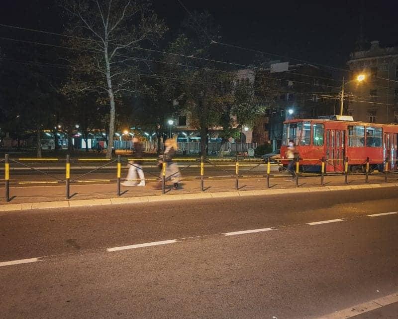 Serbia - Belgrade - Arriving with Florentina Bus Company