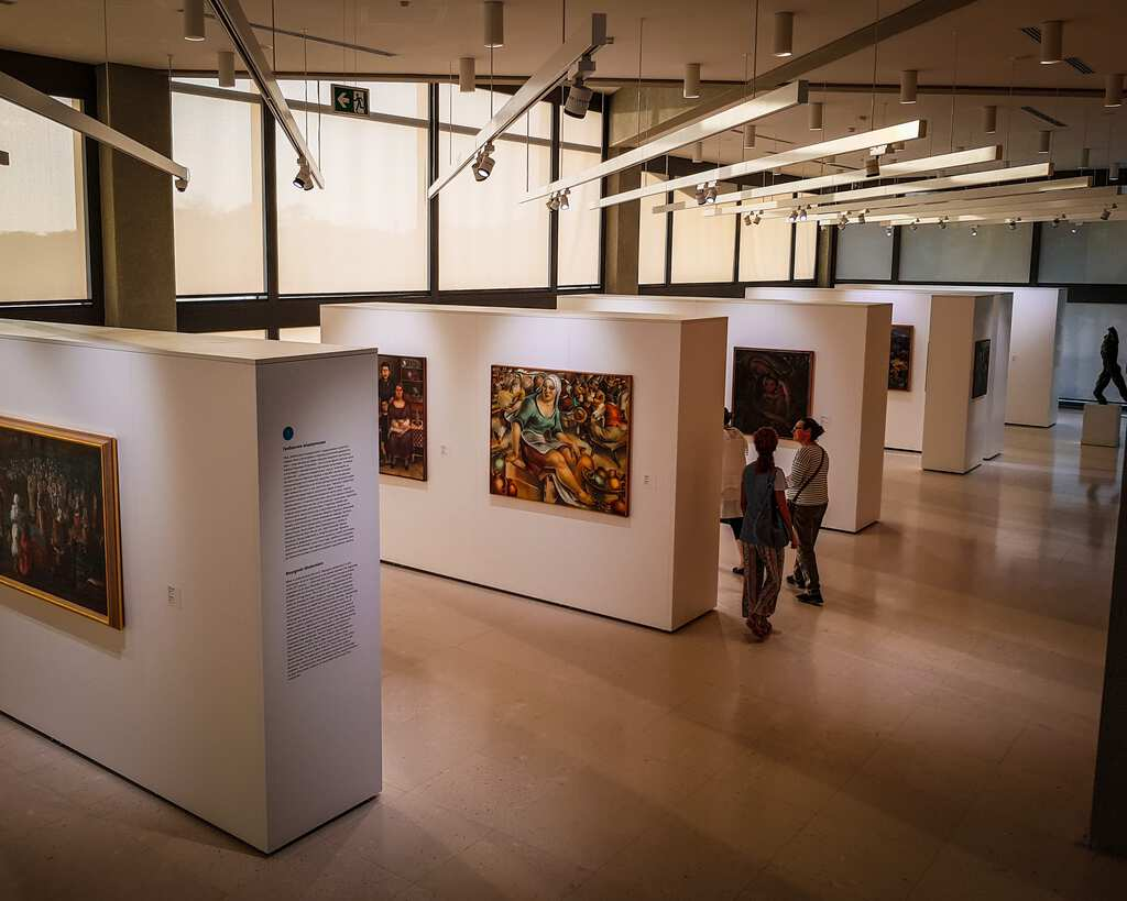 Serbia - Belgrade - Museum of Contemporary Art