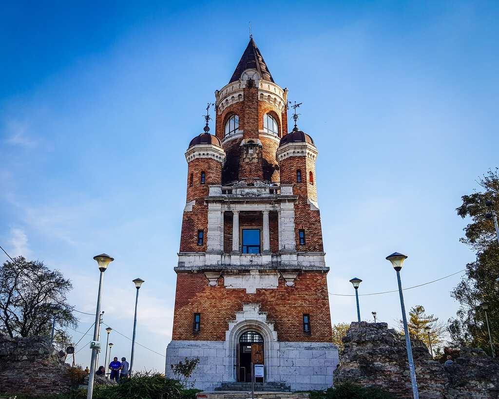 Serbia - Belgrade - Gardos Tower