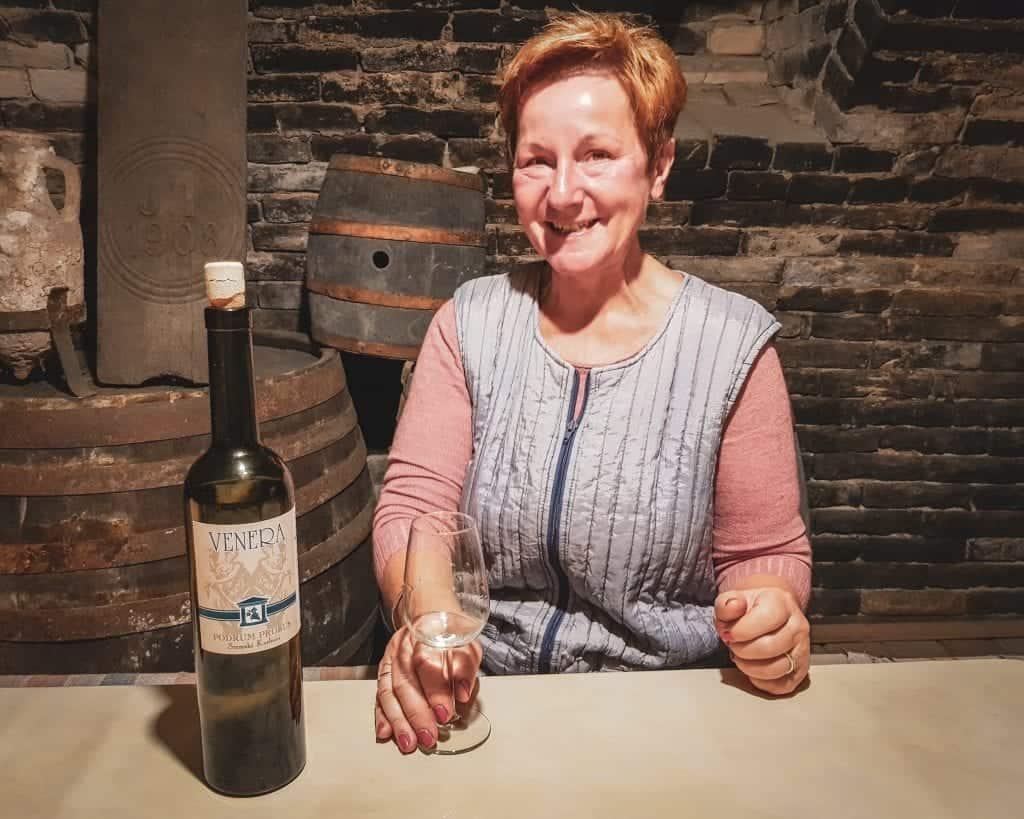 Serbia - Fruska Gora - Probus Winery Vera