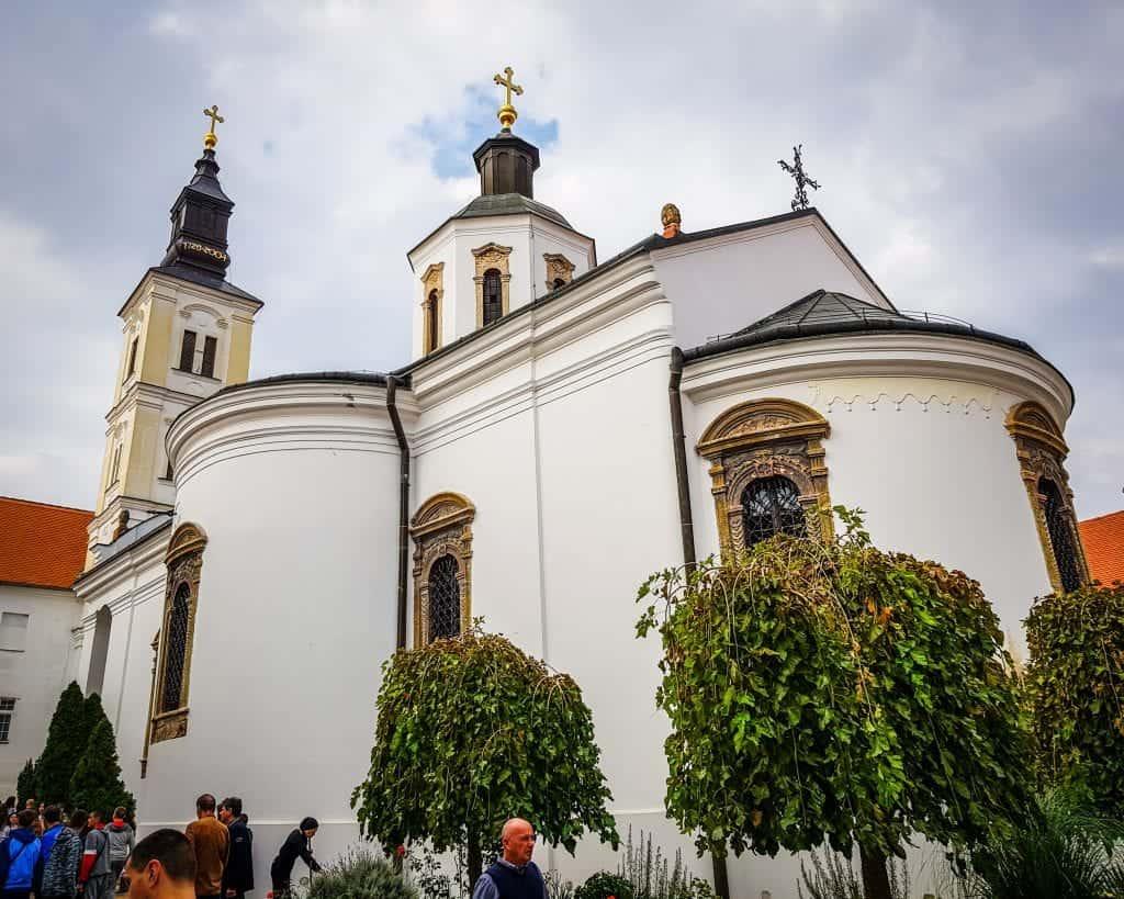 Serbia - Fruska Gora - Krusedol