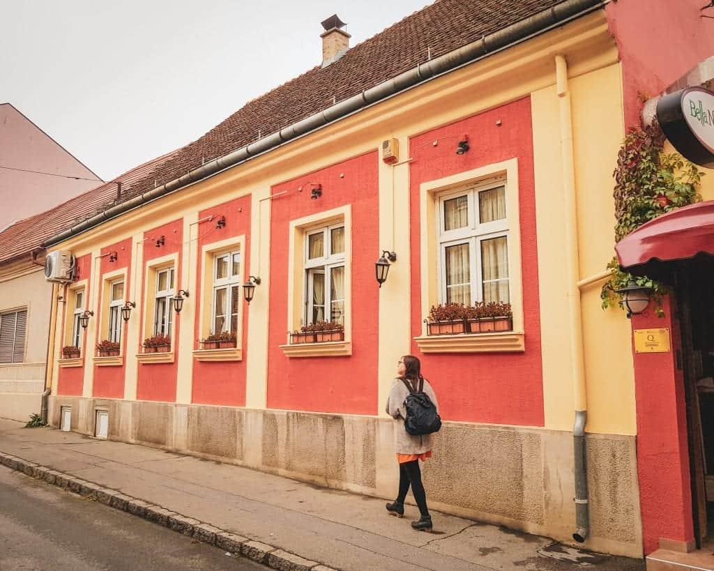 Serbia - Belgrade - Zemun Restaurant Allison