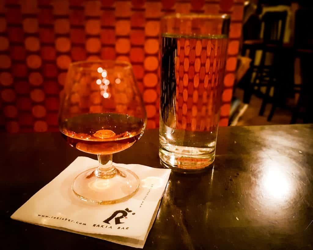 Serbia - Belgrade - Rakia Bar