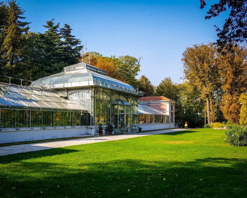 Serbia - Belgrade -Botanical Garden