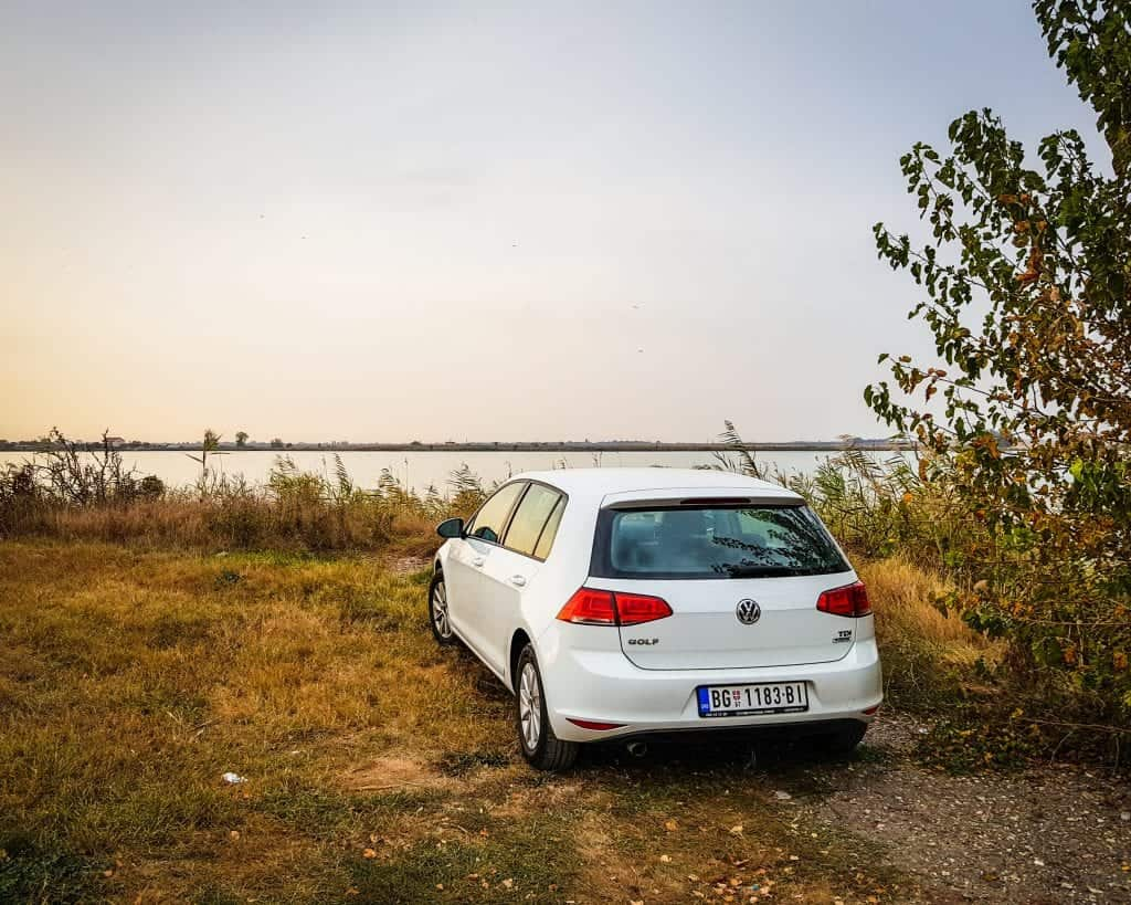 Serbia - Subotica - Lake Palic Rental Car