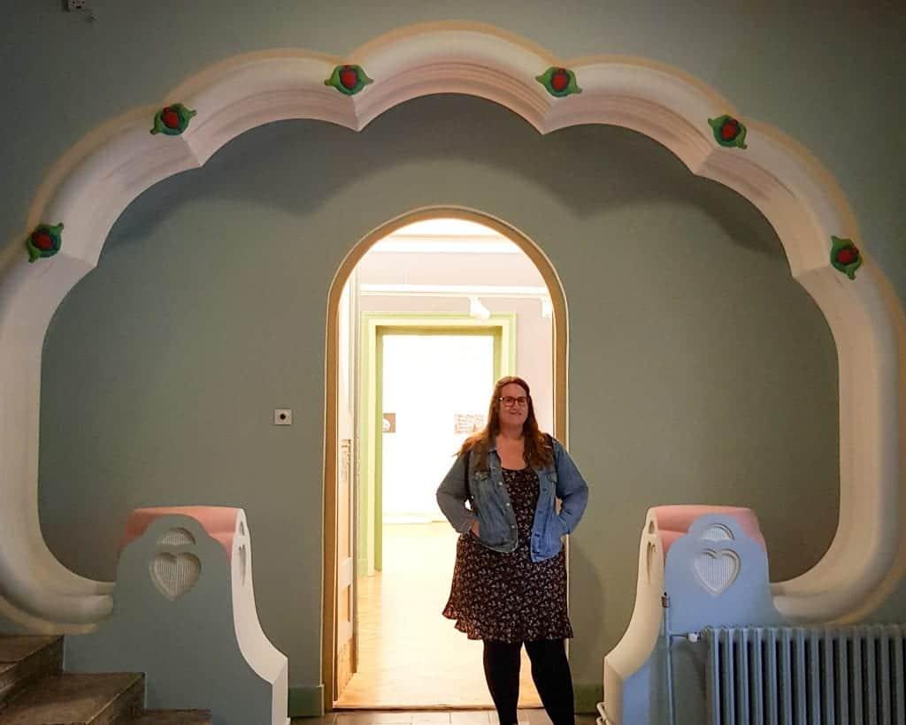 Serbia - Subotica - Art Nouveau Palace Inside Stephanie