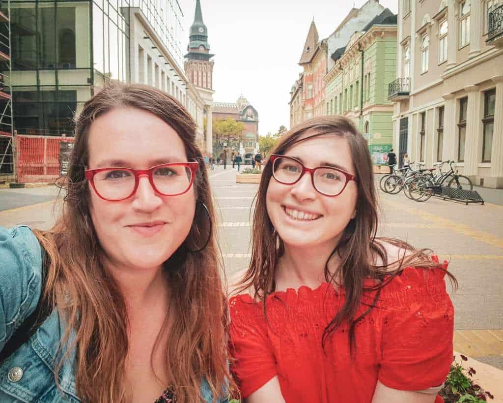 Serbia - Subotica - Selfie