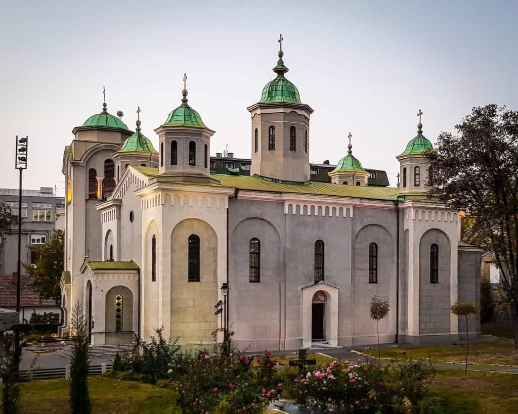 Serbia - Belgrade - Church of the Ascension