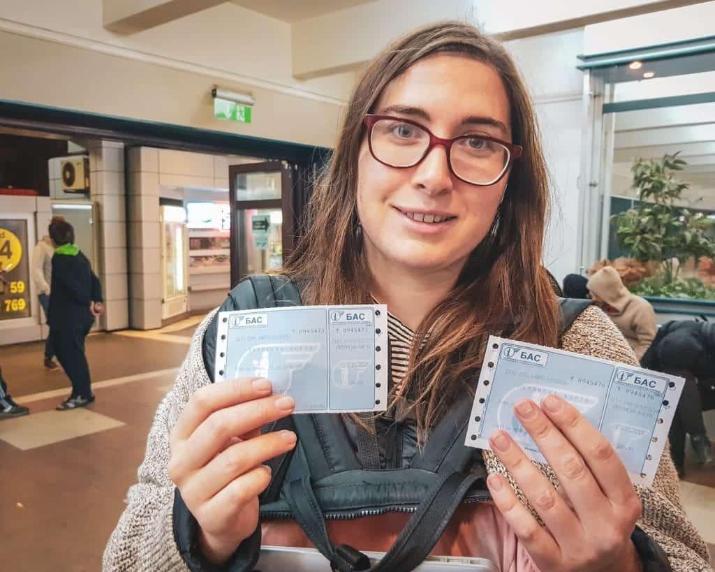 Serbia - Belgrade - Allison Platform Tickets
