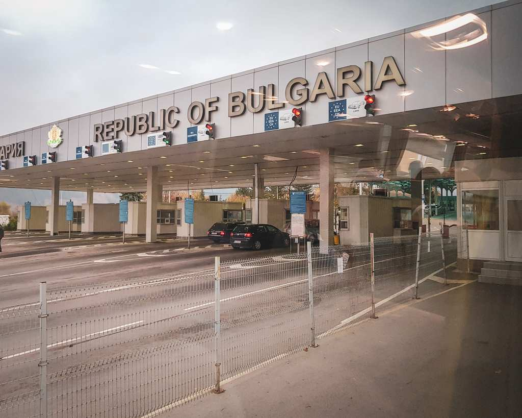 Bulgaria - Border Crossing from Serbia - Bus