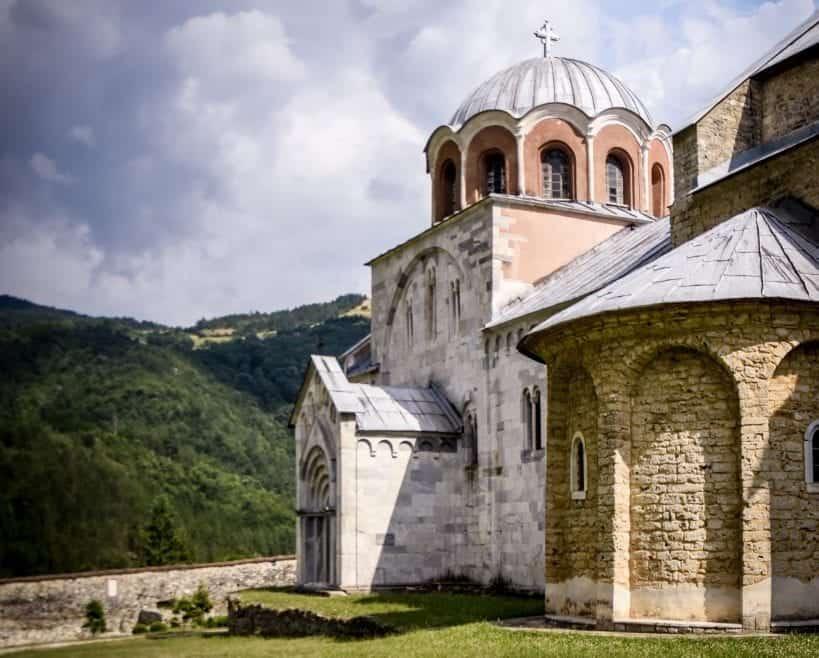 Serbia - Novi Pazar - Studenica Monastery
