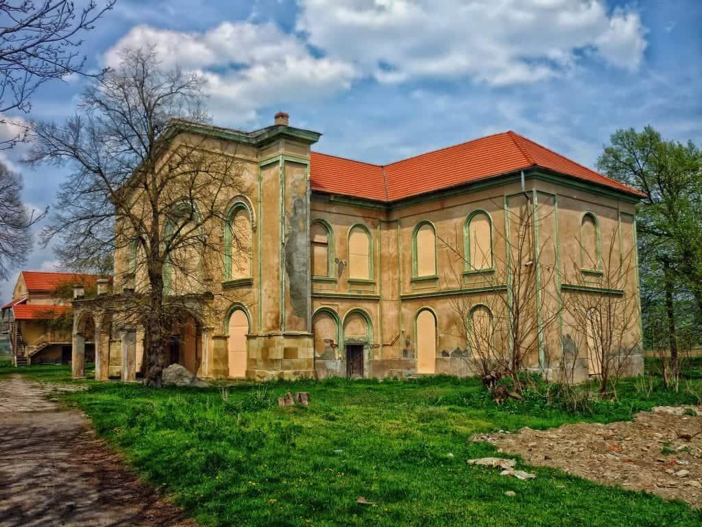Romania - Bethlen Castle - Pixabay