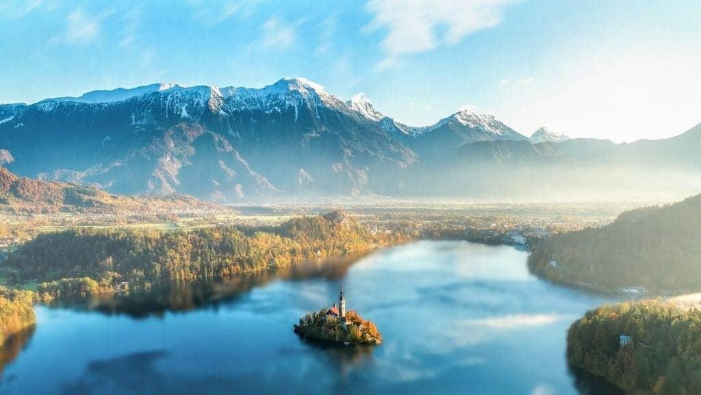 Slovenia - Lake Bled - Pixabay