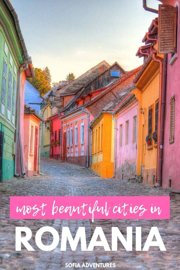 The Best Towns and Cities in Romania