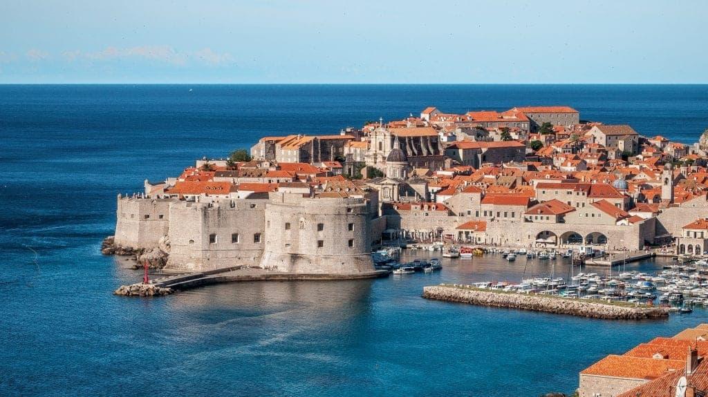 Croatia - Dubrovnik - Pixabay