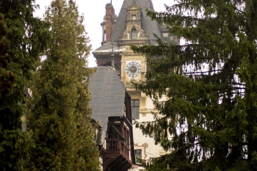 Romania - Pelisor Castle - Pixabay