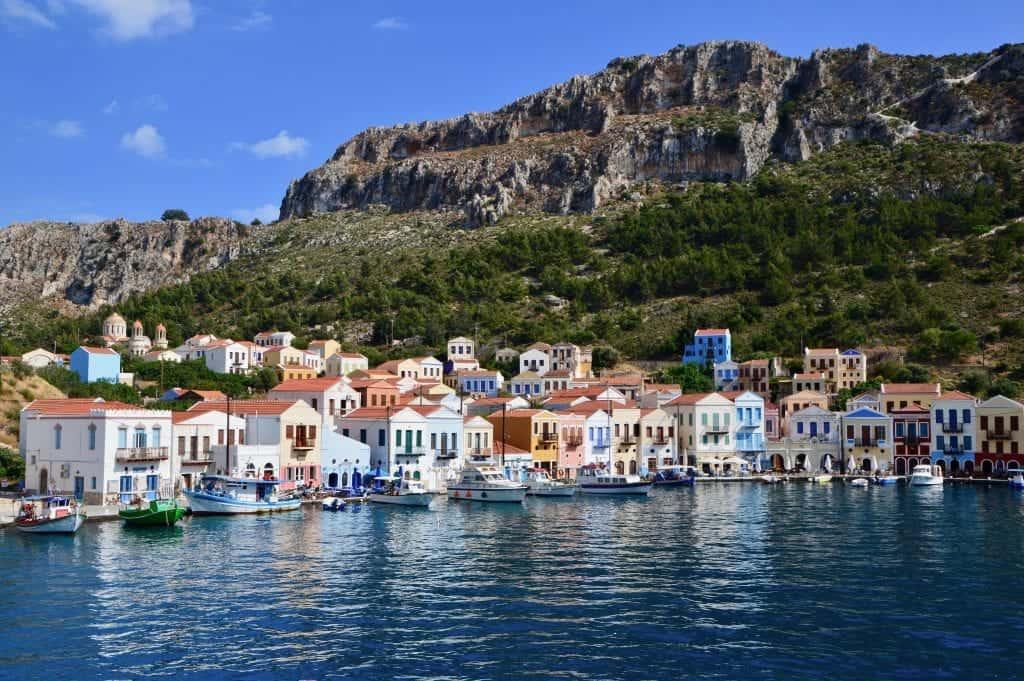 Greece - Kastelorizzo - Collab
