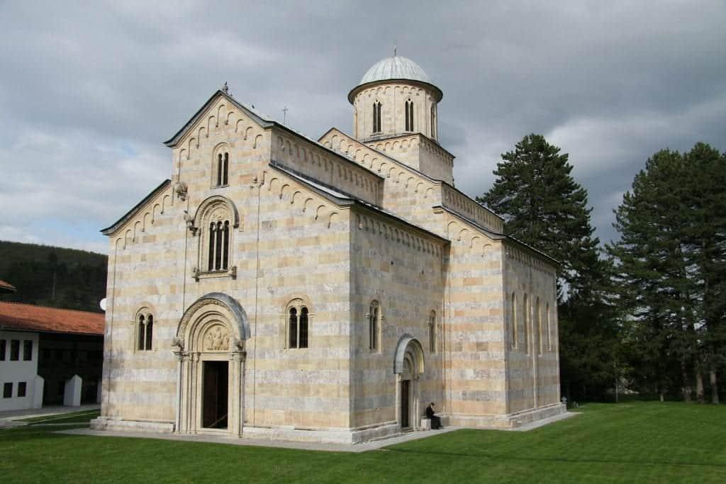 Kosovo - Monastery - Pixabay