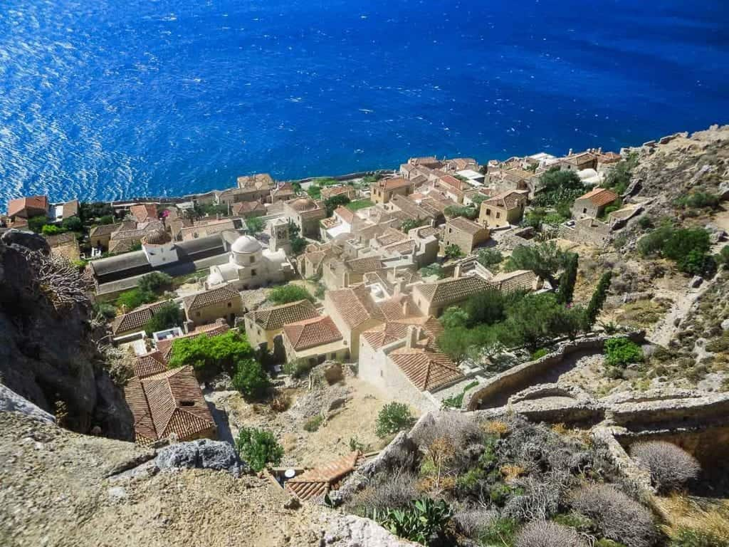 Greece - Monemvasia - Collab