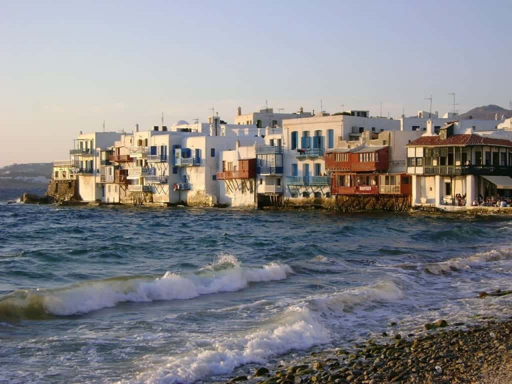 Greece - Mykonos - Collab Pixabay