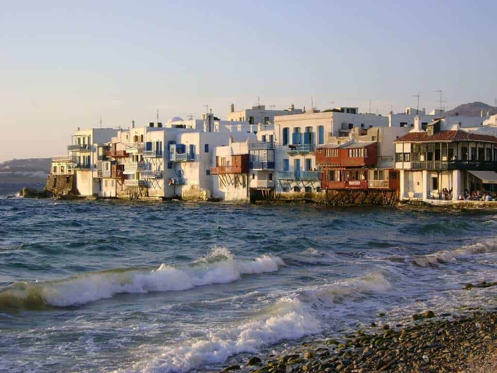 Greece - Mykonos - Collab Pixabay