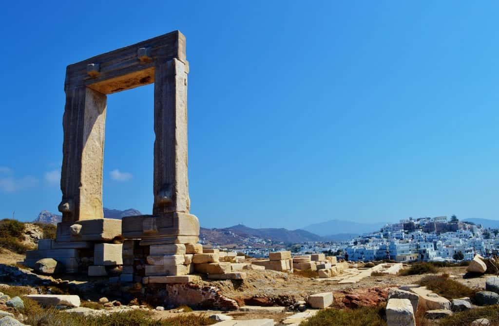 Greece - Naxos - Collab Pixabay