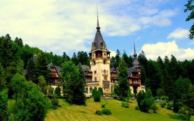 15 Stunning Romanian Castles Straight Out of the Fairy Tales
