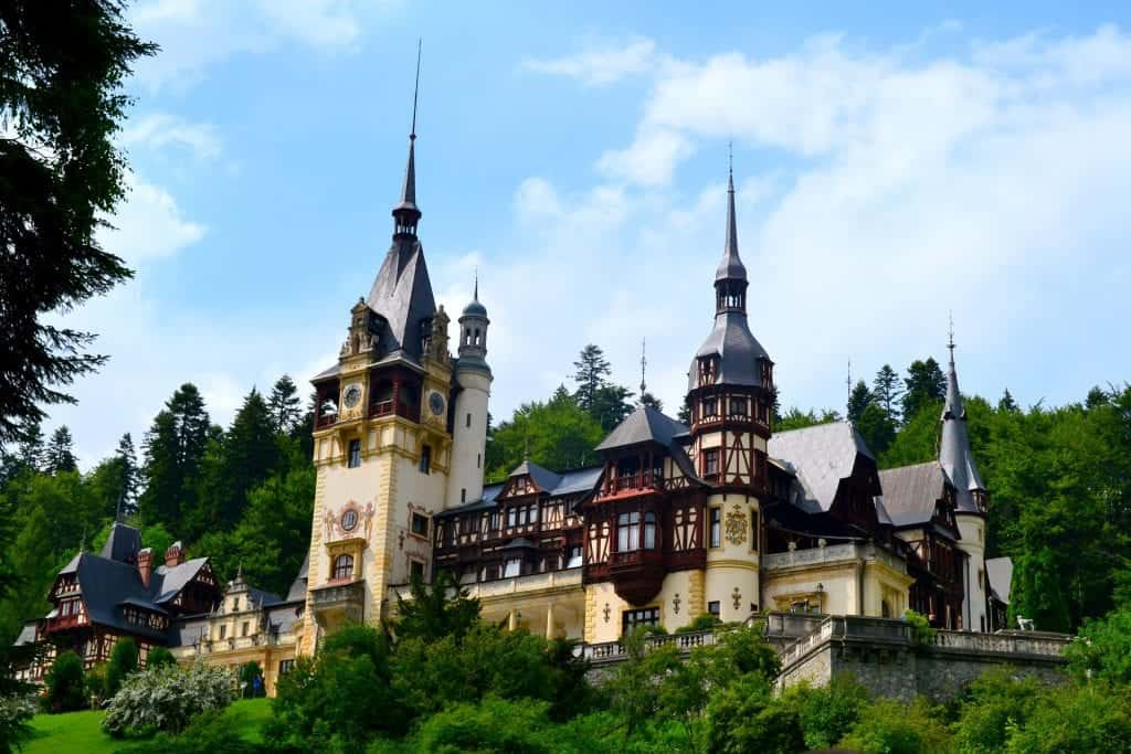 Romania - Peles - Pixabay