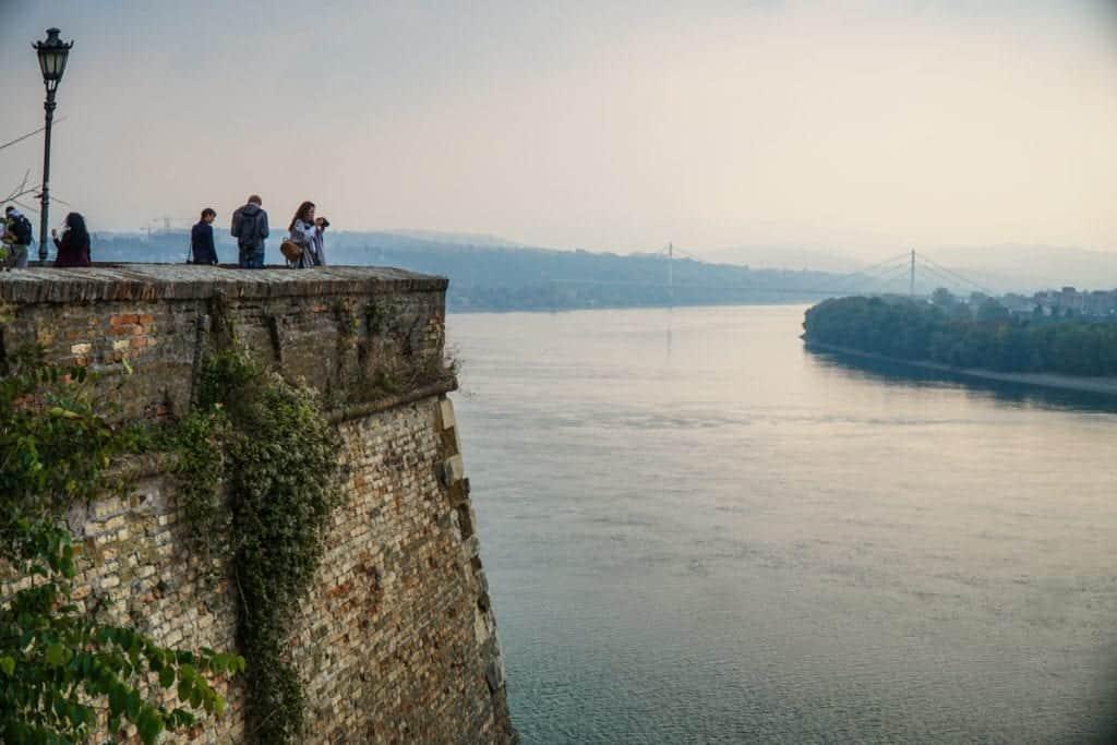 Serbia - Novi Sad - Petrovaradin Fortress