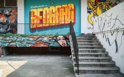 17 Pieces of the Best Belgrade Street Art