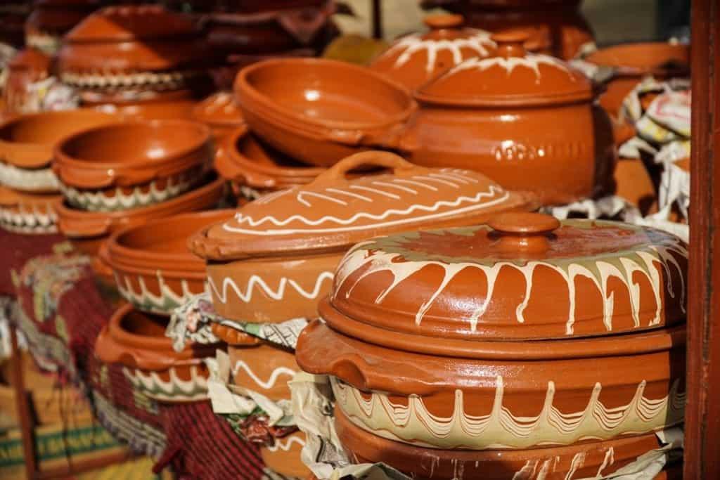 Serbia - Subotica - Souvenir Pottery