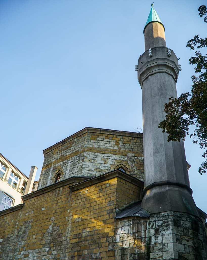 Serbia - Belgrade - Mosque