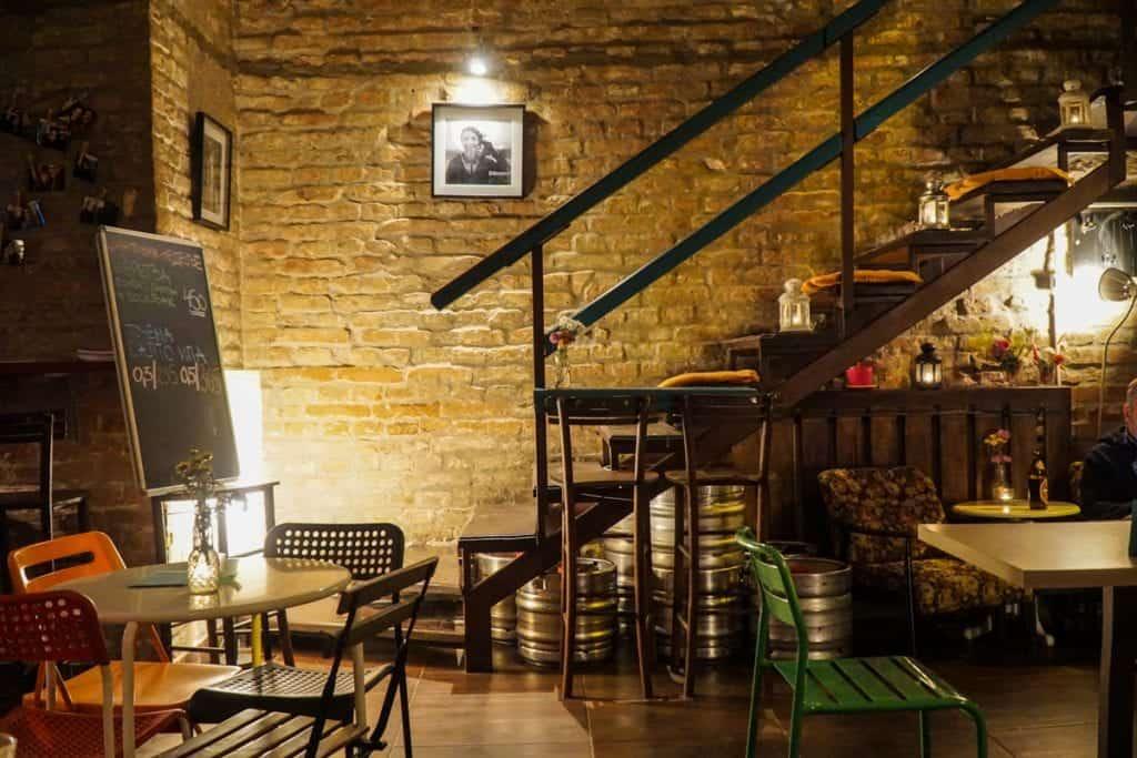 Serbia - Belgrade - Meduza Cafe