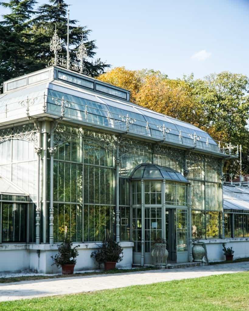 Serbia - Belgrade - Botanical Garden
