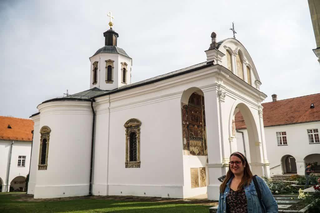 Serbia - Fruska Gora - Krusedol Stephanie