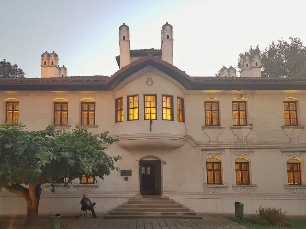 Serbia - Belgrade - Princess Ljubica's Palace